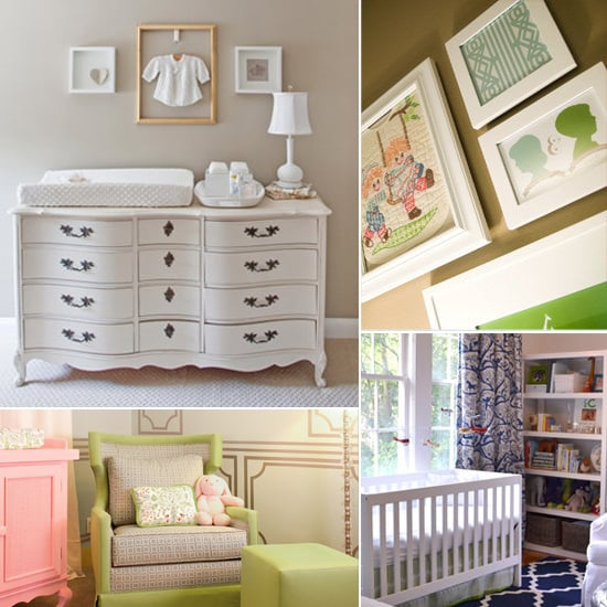Traditional Nursery Ideas