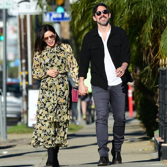 Jenna Dewan Pregnant With Second Child