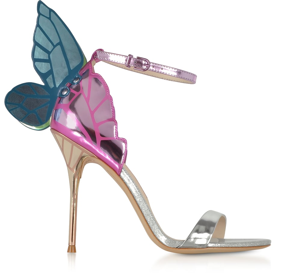 871d4c4fddd6 Taylor Swift s Butterfly Shoes at iHeartRadio Music Awards