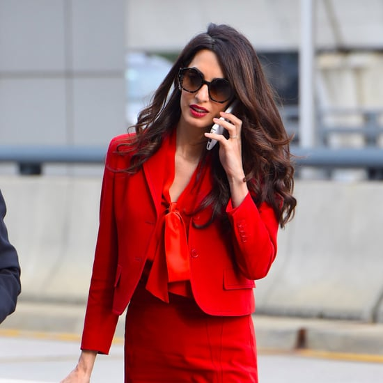 Stylish Ways to Wear a Red Suit