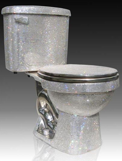Love It or Hate It:  Tricked-Out Toilet