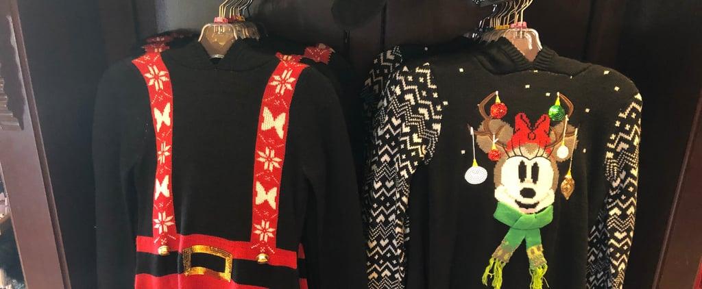 Disneyland Ugly Christmas Sweaters 2018
