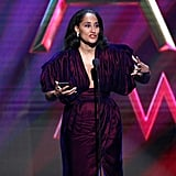 Tracee Ellis Ross at the 2020 NAACP Image Awards