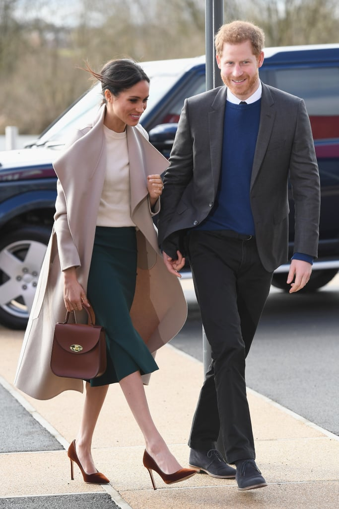 Meghan Markle Outfit in Ireland March 2018