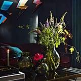 H&M Round Glass Vase, Large Glass Vase, and Large Round Glass Vase