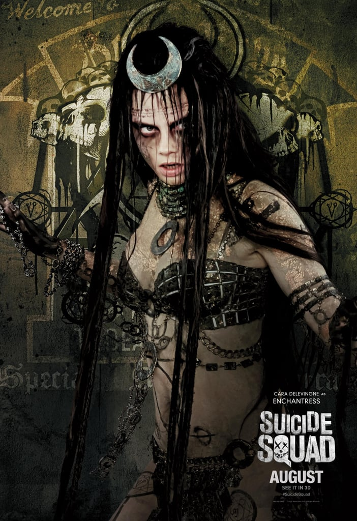 Enchantress From Suicide Squad