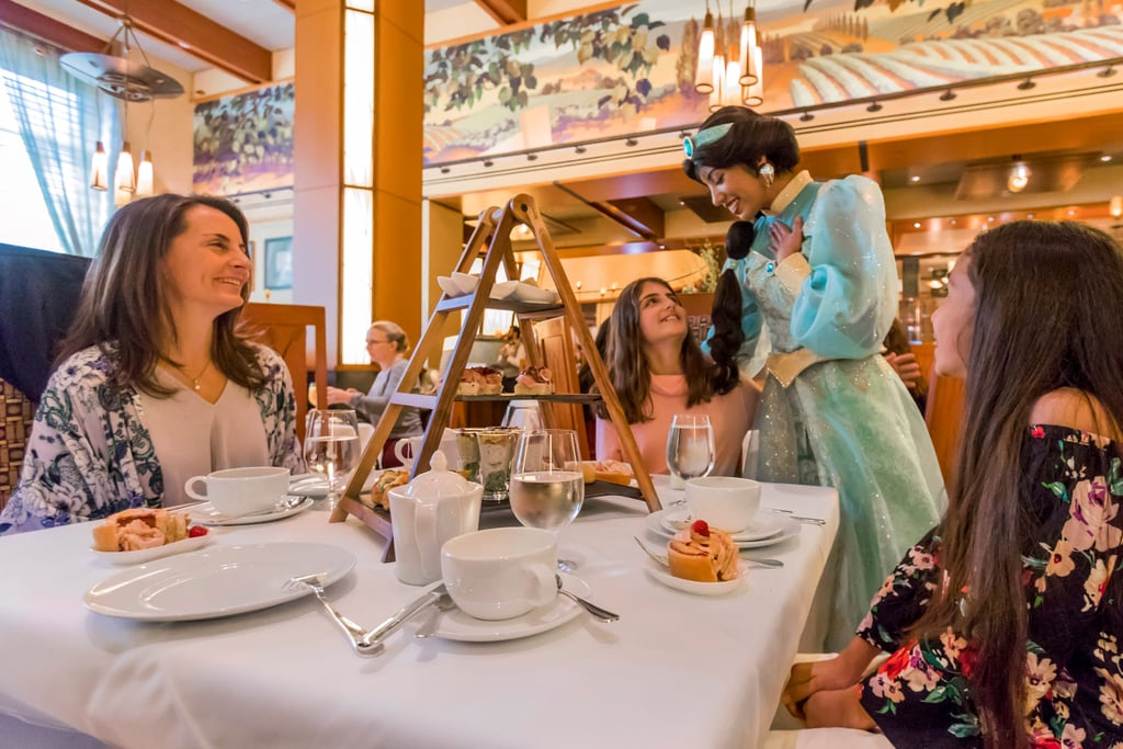 Disney Princess Breakfast Adventures at Napa Rose