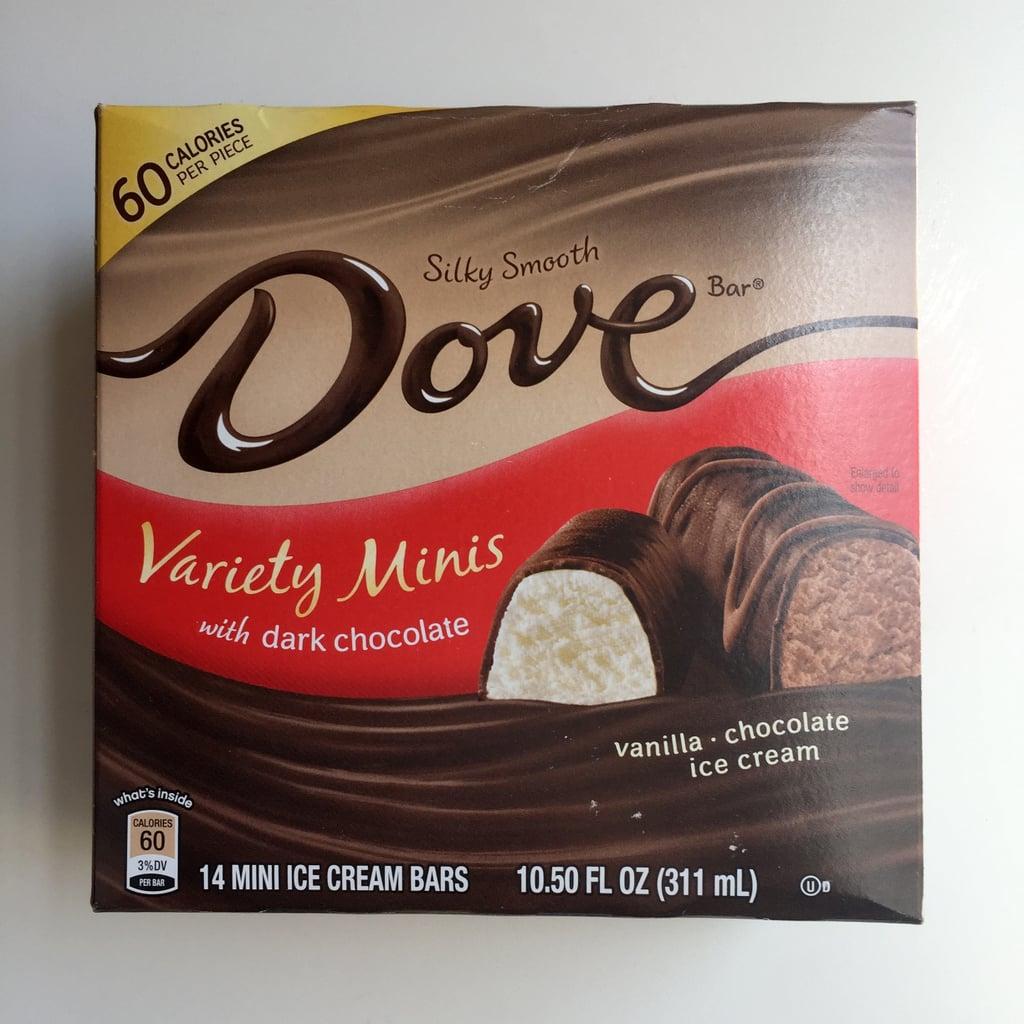 Dove Variety Minis