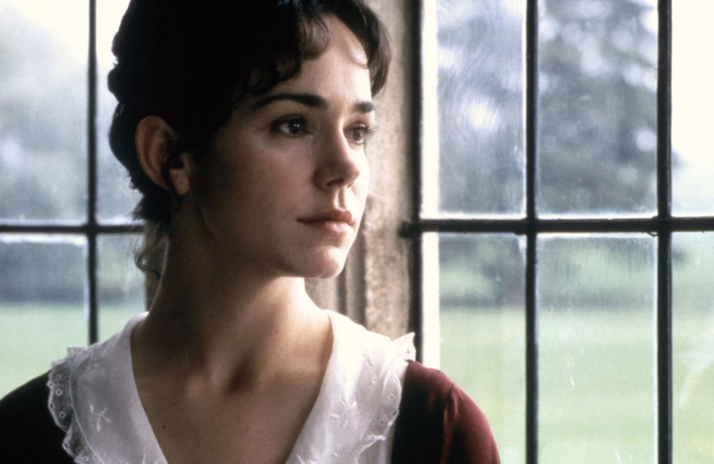 """I would have everybody marry if they can do it properly: I do not like to have people throw themselves away; but everybody should marry as soon as they can do it to advantage.""  — Mary Crawford, Mansfield Park"