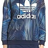 Adidas 'BG' Logo Terry Hoodie