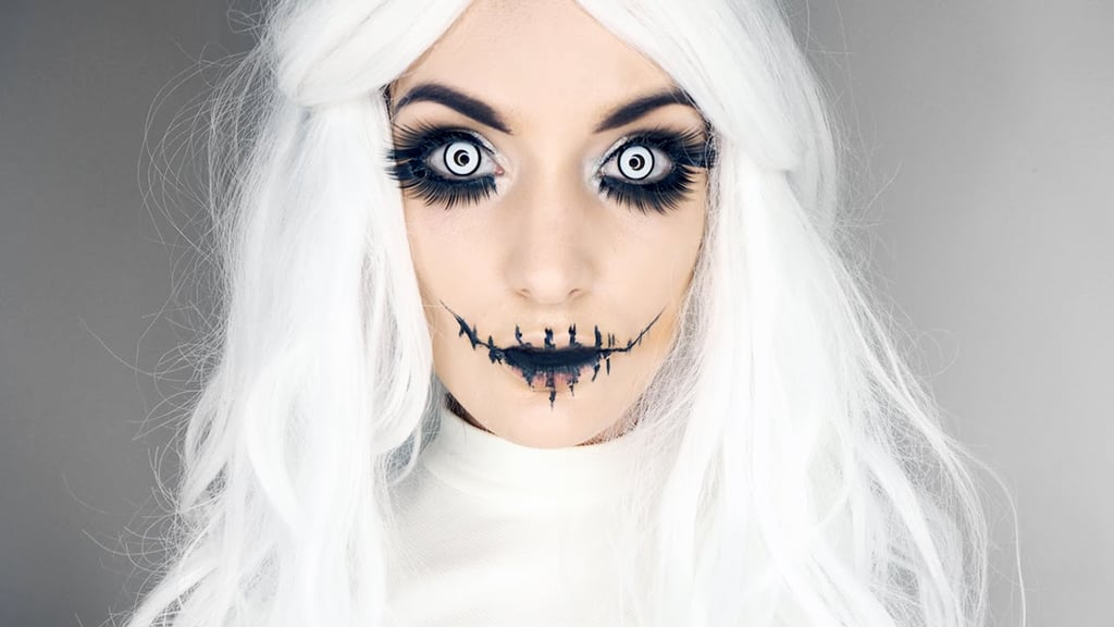 Creepy Doll — @Anouska