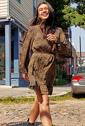 Cheap Fall Dresses Under $50 from Popsugar at Kohl's