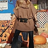 Rachel Zoe at a Pumpkin Patch With Son Skyler | Pictures