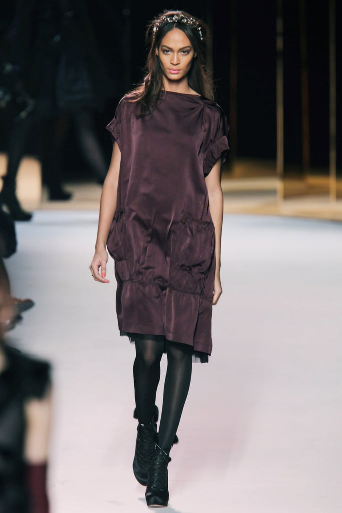 Fall 2011 Paris Fashion Week: Nina Ricci