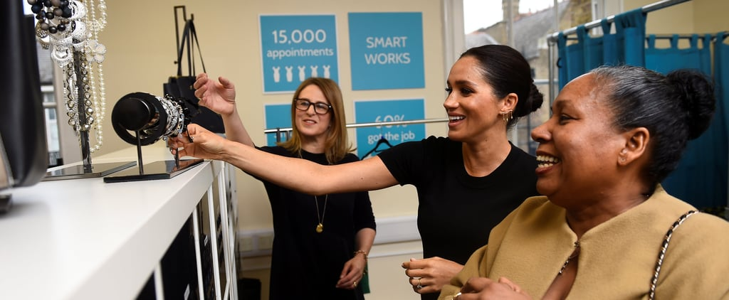 Meghan Markle Smart Works Workwear Clothing Collection