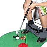 Potty Putter Toilet Golf Getaway