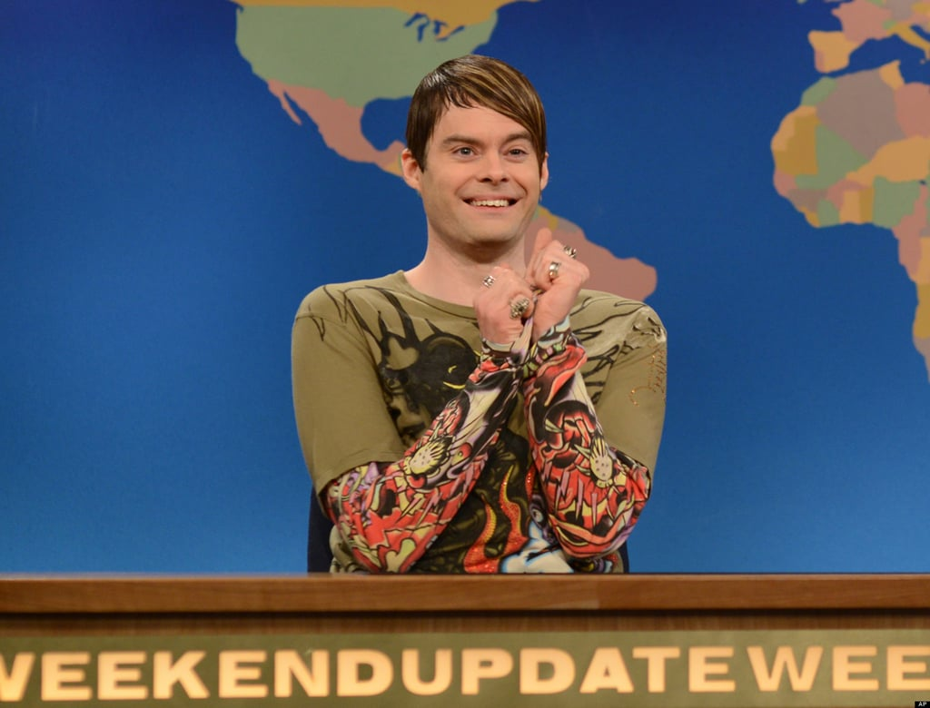 Bill Hader: Outstanding Supporting Actor in a Comedy