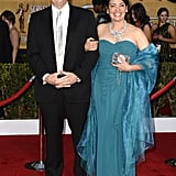 Ed O'Neill and Catherine Rusoff