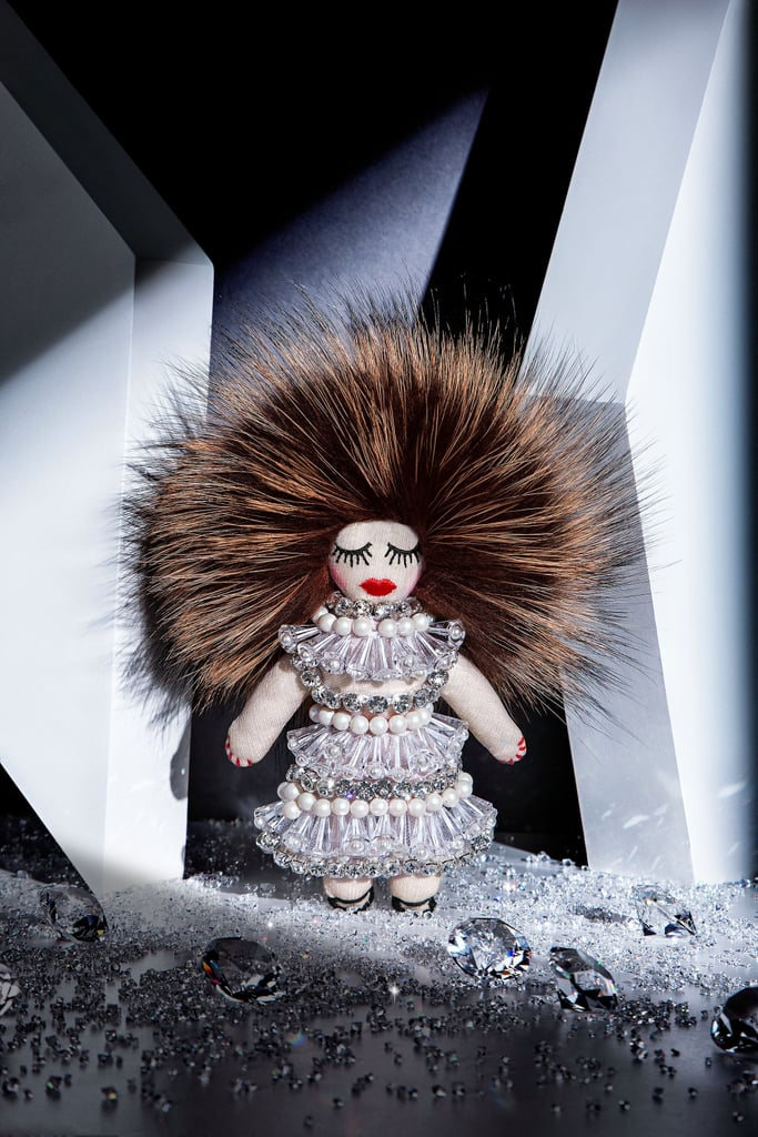 Swarovski's Tchi Tchi Doll Collection Fall Winter 2017