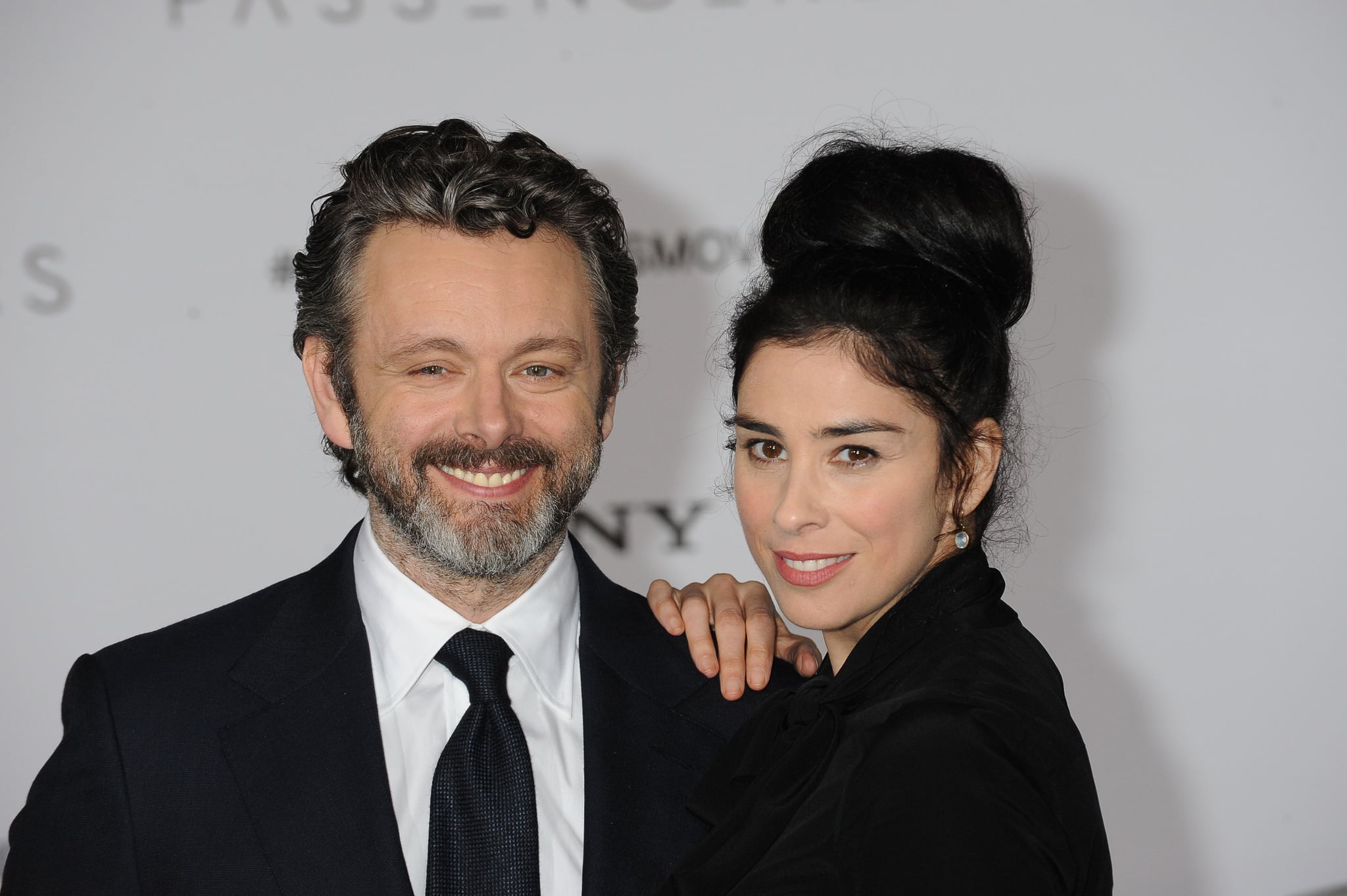 Sarah Silverman, Michael Sheen 'Consciously Uncoupled' Over The Holidays