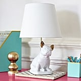 PBteen French Bulldog Table Lamp ($149)