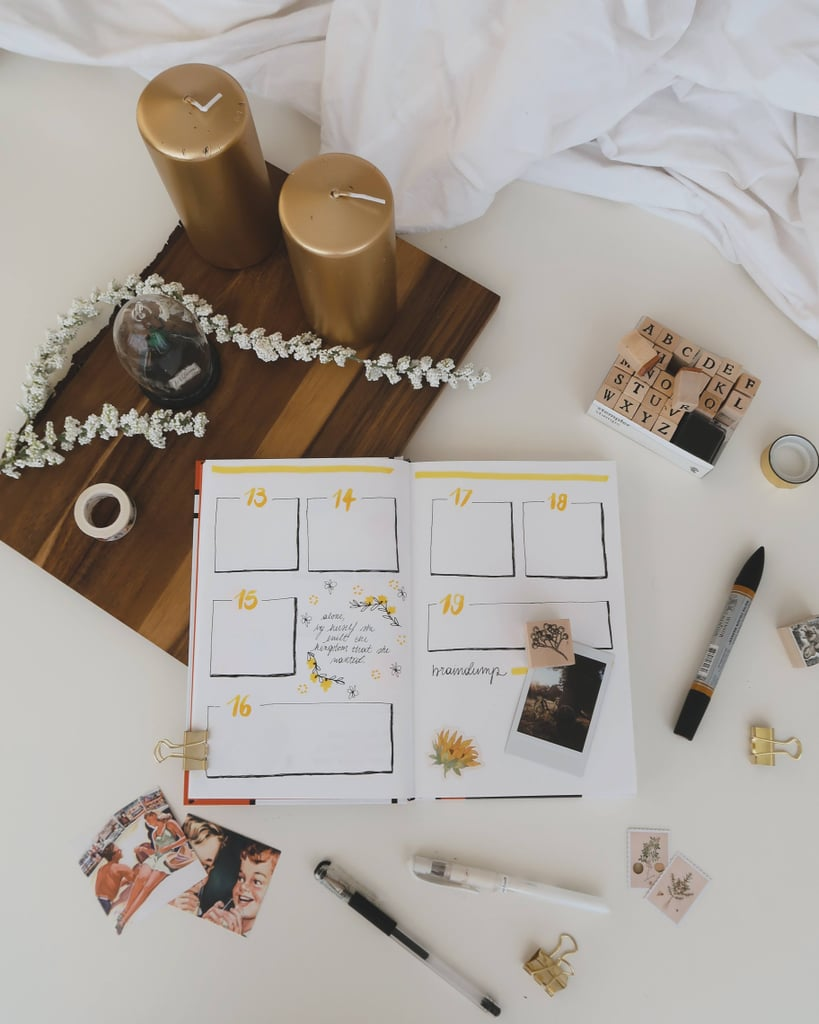 How to Start a Bullet Journal For Your Fitness Goals
