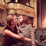 Ivanka Trump and Arabella Kushner enjoyed their time in St. Petersburg, Russia. Source: Instagram user ivankatrump