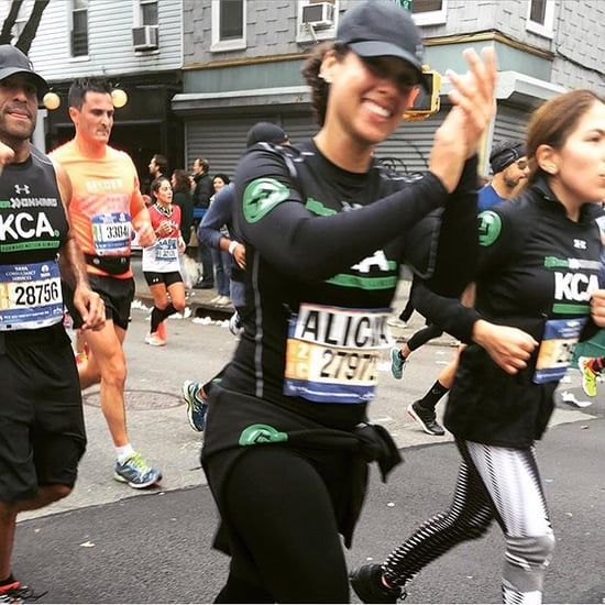 Alicia Keys New York Marathon | Pictures