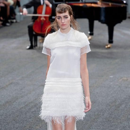 2014 Spring London Fashion Week Erdem   Pictures