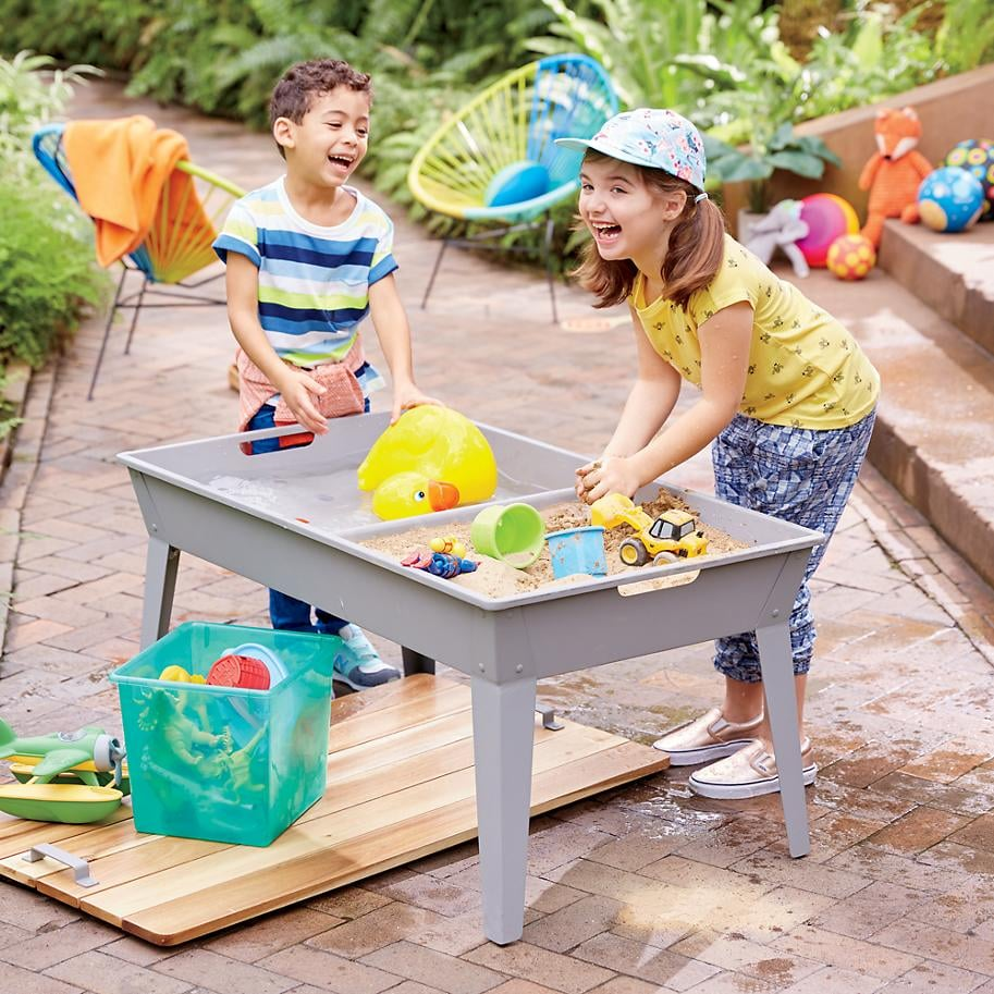 Sand and Surf Play Table