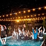 Reception Pool Party