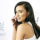 Christian Serratos as Herself