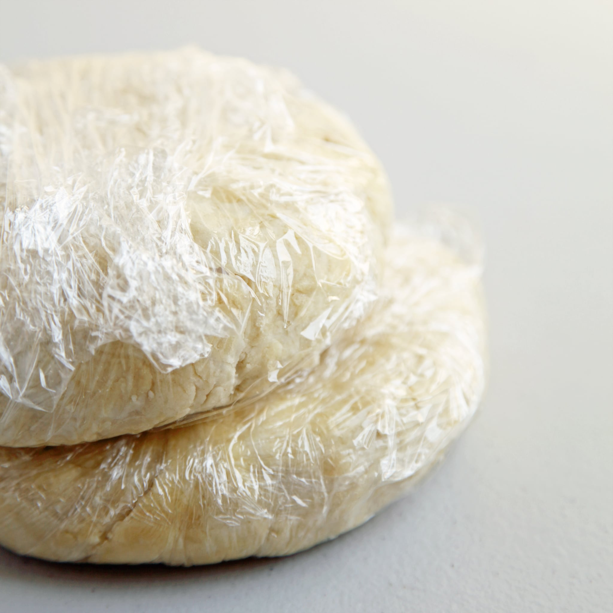 Wrap and Chill the Dough