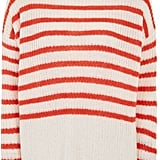 Topshop Striped Jumper