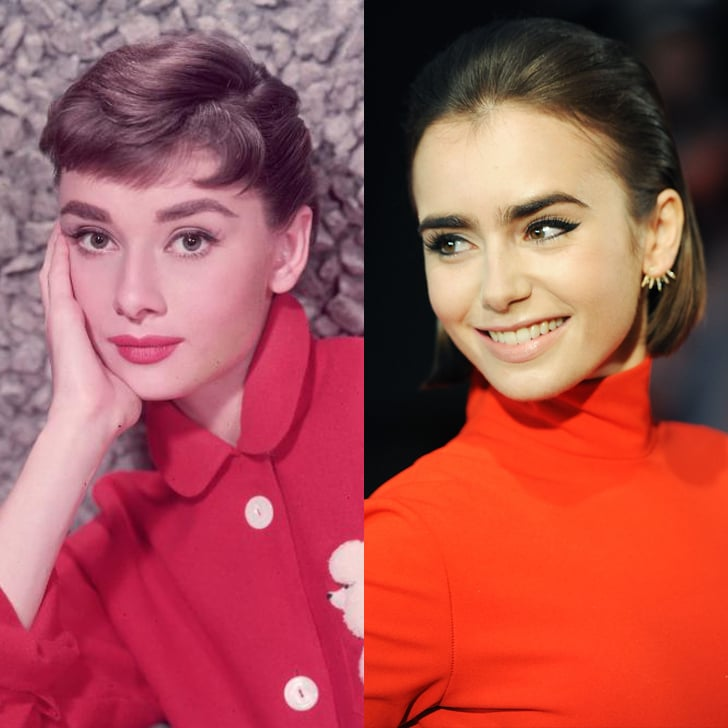 Who Wears This Classic Beauty Look Better?