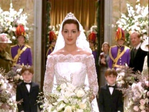 Anne Hathaway, The Princess Diaries