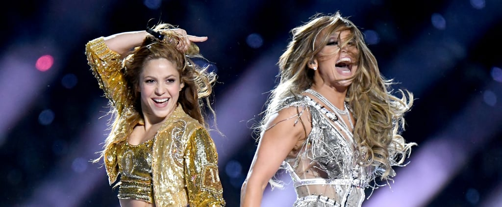 Shakira and J Lo Super Bowl Workout Playlist