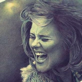 Lebanese Artist Draws Adele, Swift and More Famous Faces