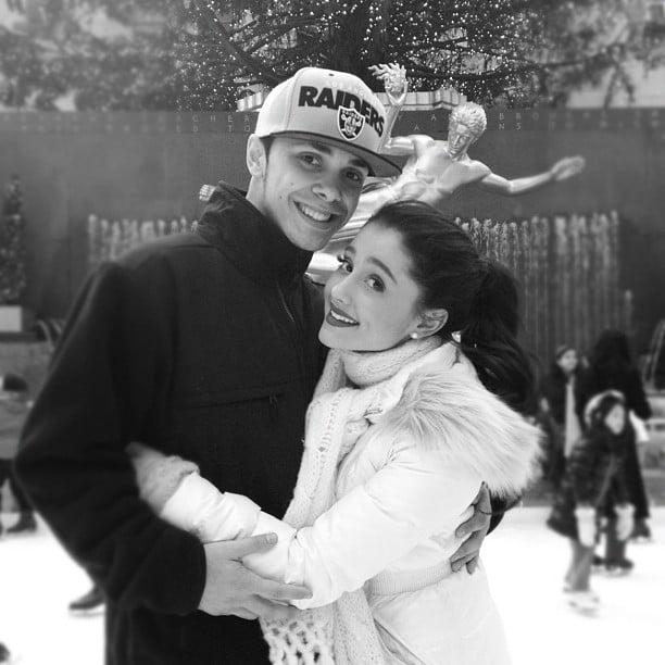 Ariana grande and jordan viscomi dating