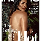 Priyanka Chopra on the July Cover of InStyle
