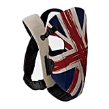 Snugli Front Baby Carrier — Union Jack ($40)