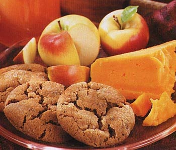 Spicy Ginger Cookie Recipe