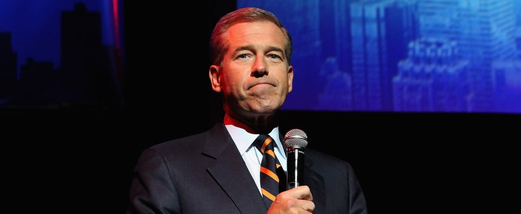 Brian Williams Suspended From NBC For Six Months