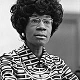 Shirley Chisholm, First Woman to Run For Major Political Party Presidential Nomination