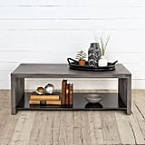 Get the Look: Industrial Concrete Coffee Table