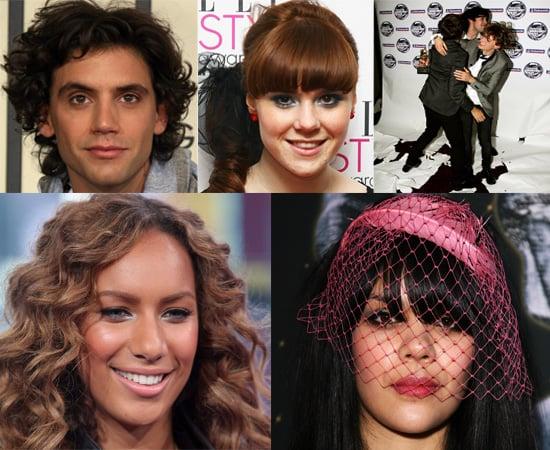 2008 Brit Awards – Best British Breakthrough Act Nominees