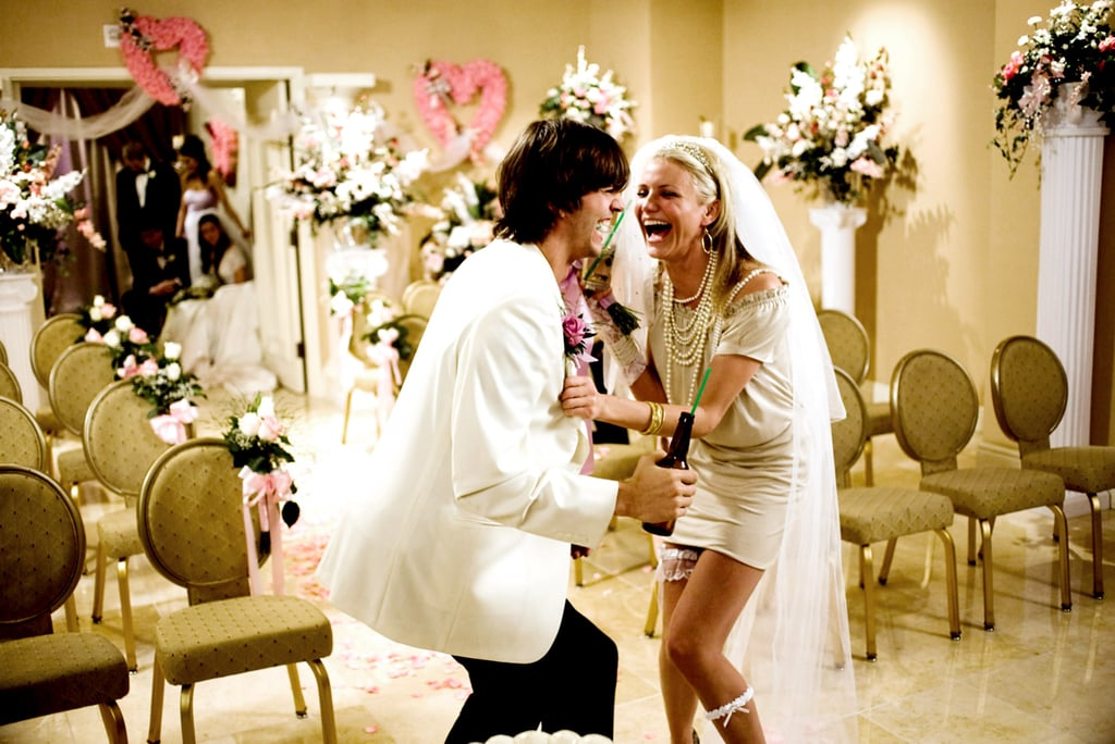 Cameron Diaz In What Happens In Vegas Movie Wedding Gowns Worn By