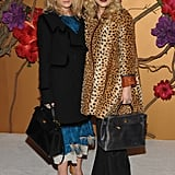 Mary-Kate and Ashley Olsen in November 2009