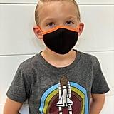 Kids 2-Pack of Breathable Face Masks