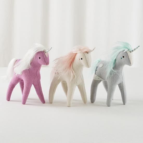 Mythical Edition Plush Unicorns